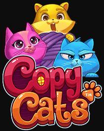 COPY CATS Free Slot Machine