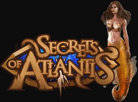 Secrets of Atlantis Free Slot Machine