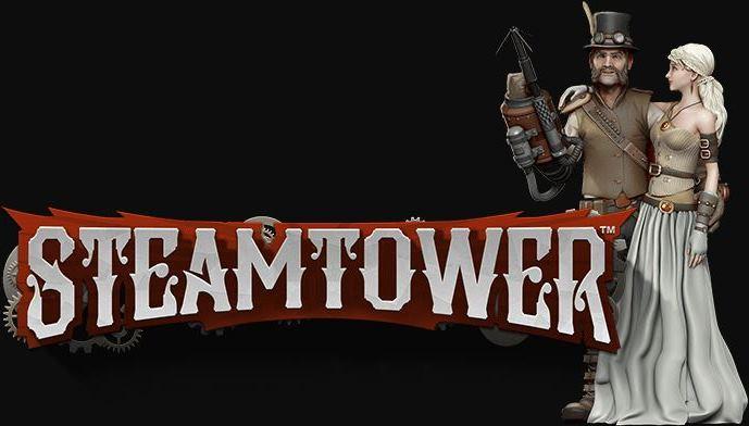 Steam Tower Slot Machines