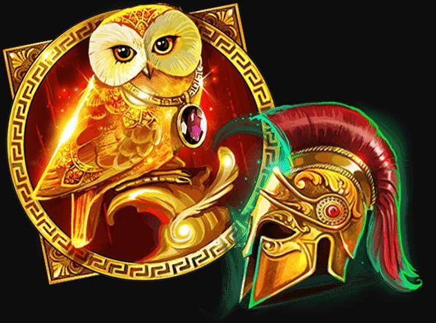 The GOLDEN OWL of ATHENA Free Slot Machine