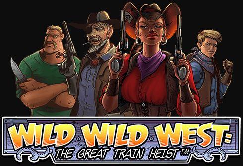 Wild Wild West Free Slot Machine