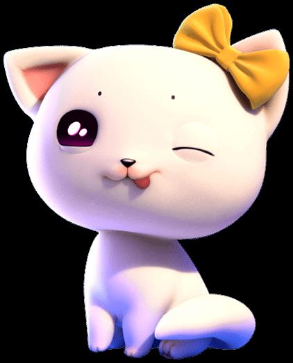 Kawaii Kitty Free Slot Machine