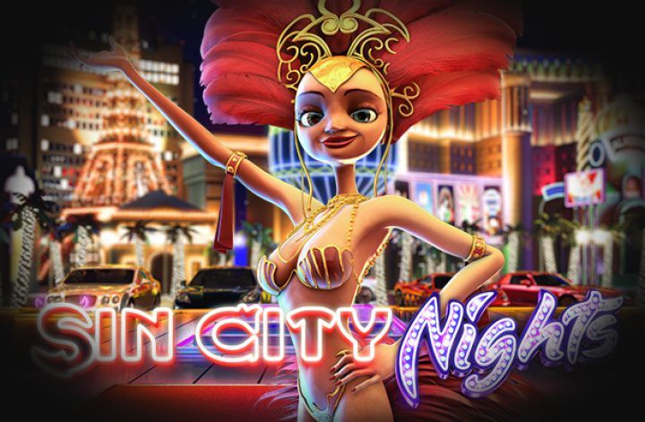 Sin City Nights Slot Machine