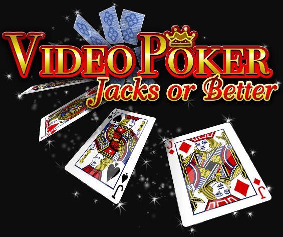 Jacks or Better Free Video Poker