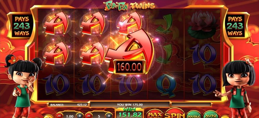How I Won $560 With FaFa Twins Slot Machine